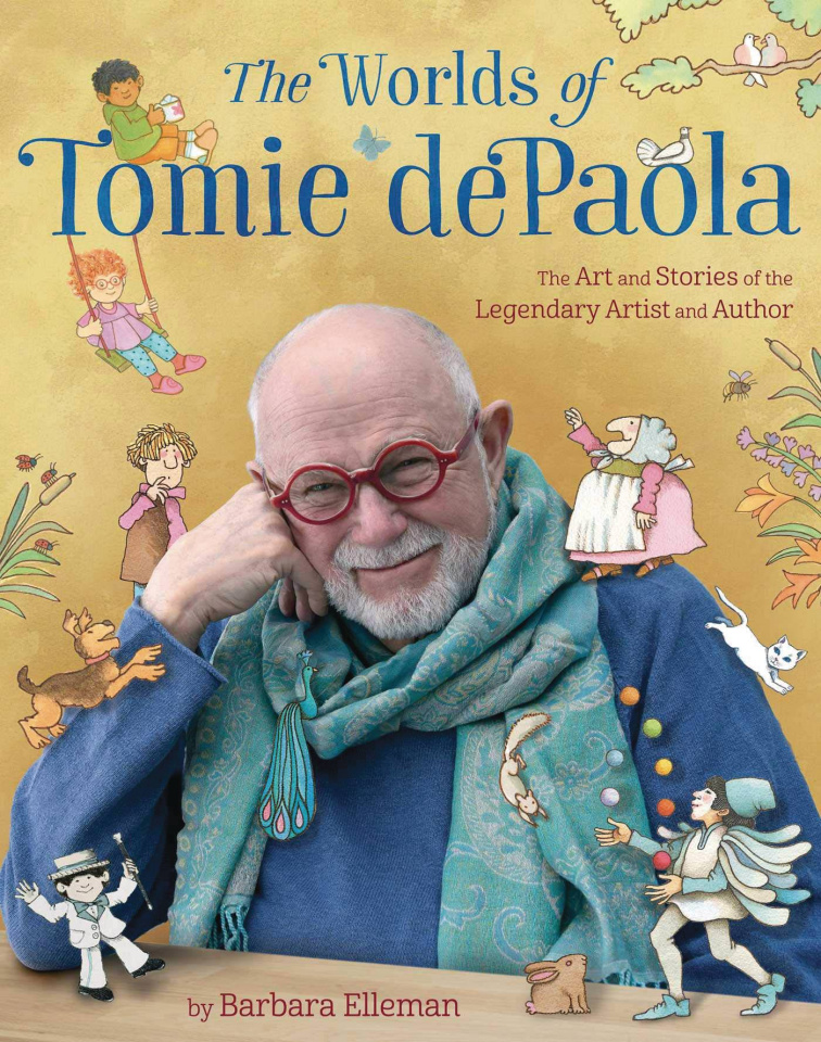 The Worlds of Tomie dePaola: Art & Stories