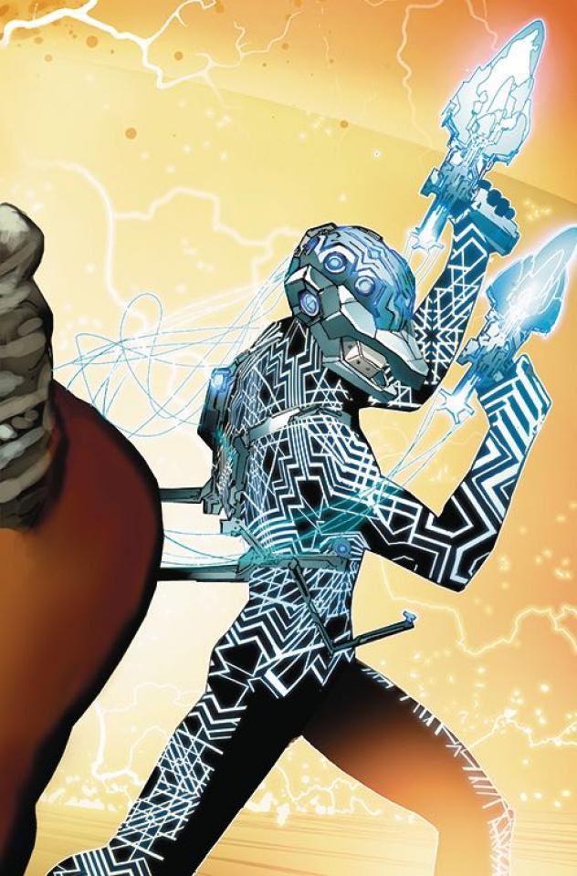 Electric Warriors #5