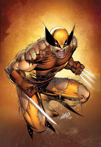 Wolverine: Exit Wounds #1 (Liefeld Cover)