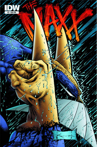 The Maxx: Maxximized #3 (Subscription Cover)