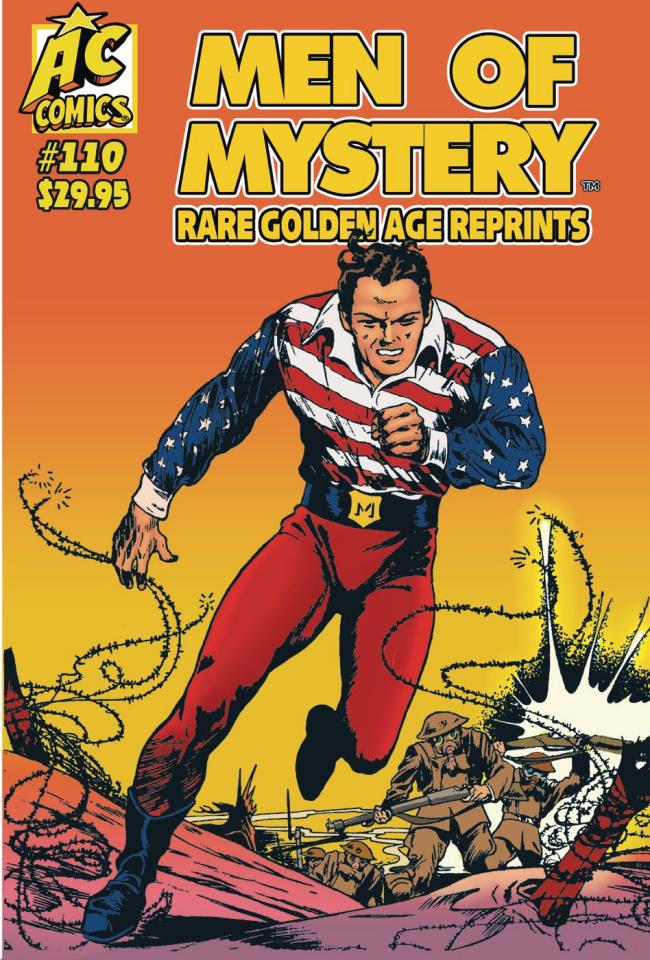 Men of Mystery #110