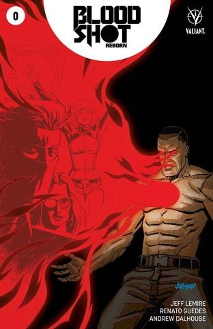 Bloodshot: Reborn #0 (Johnson Cover)