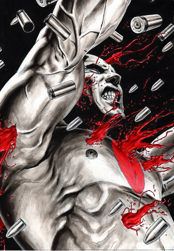 Bloodshot #25 (Barrionuevo Cover)