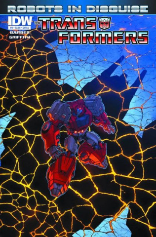 The Transformers: Robots in Disguise #9