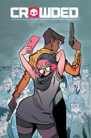 Crowded #1 (Stein & Brandt Cover)