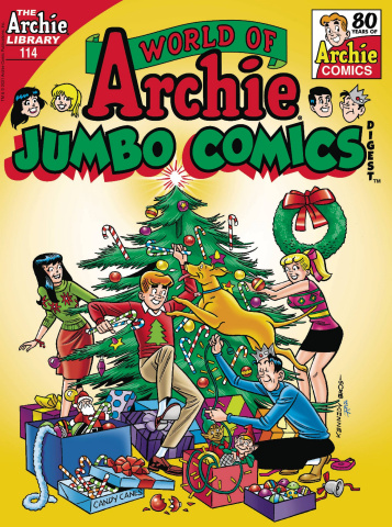World of Archie Jumbo Comics Digest #114