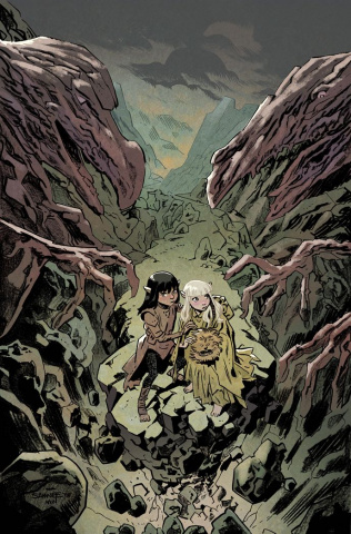 Beneath the Dark Crystal #1 (Samnee Cover)