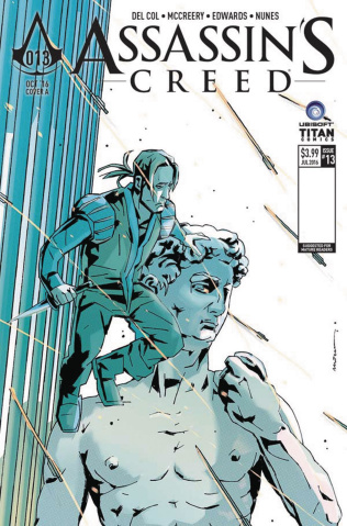 Assassin's Creed #13 (Fuso Cover)