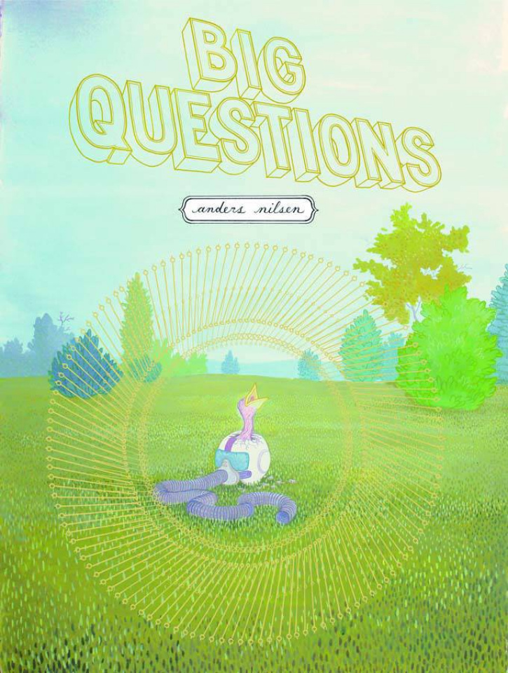 Big Questions (2nd Printing, Signed & Numbered)