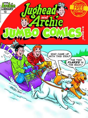 Jughead & Archie Comics Jumbo Digest #10