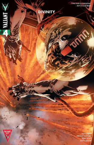 Divinity #4 (20 Copy Guice Cover)