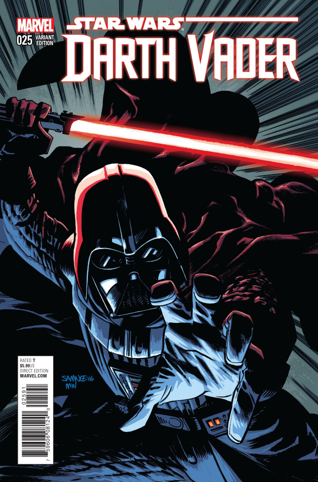 Darth Vader #25 (Samnee Cover)