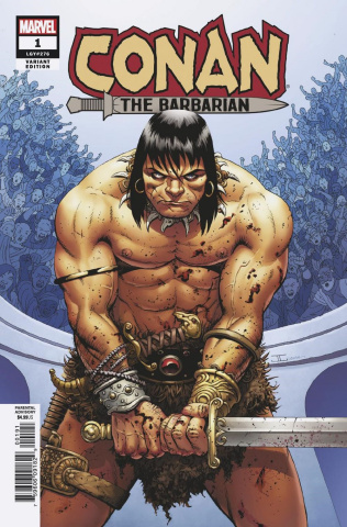 Conan the Barbarian #1 (Cassaday Cover)