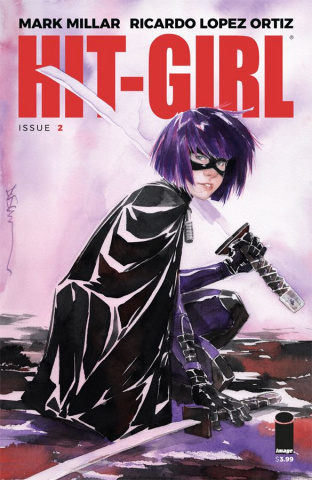 Hit-Girl #2 (Nguyen Cover)