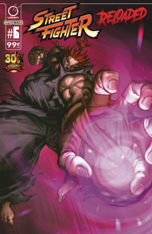 Street Fighter: Reloaded #6