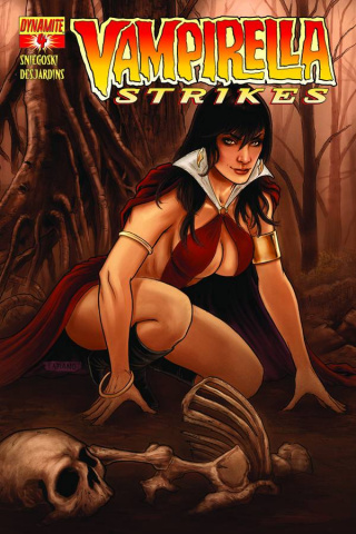Vampirella Strikes #4 (Neves Cover)