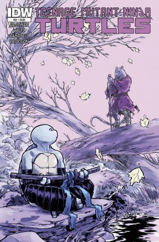 Teenage Mutant Ninja Turtles #31
