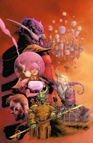 Seven to Eternity #10 (Cover D)