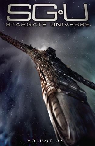 Stargate Universe Vol. 1