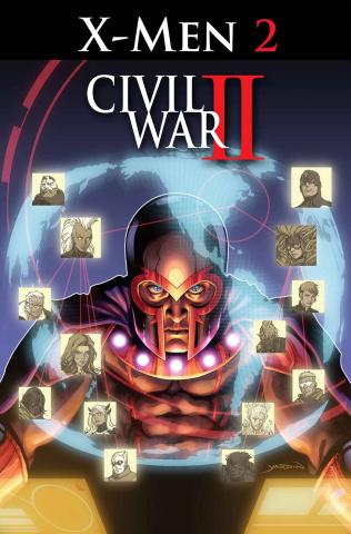 Civil War II: X-Men #2