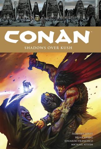 Conan Vol. 17: Shadows Over Kush