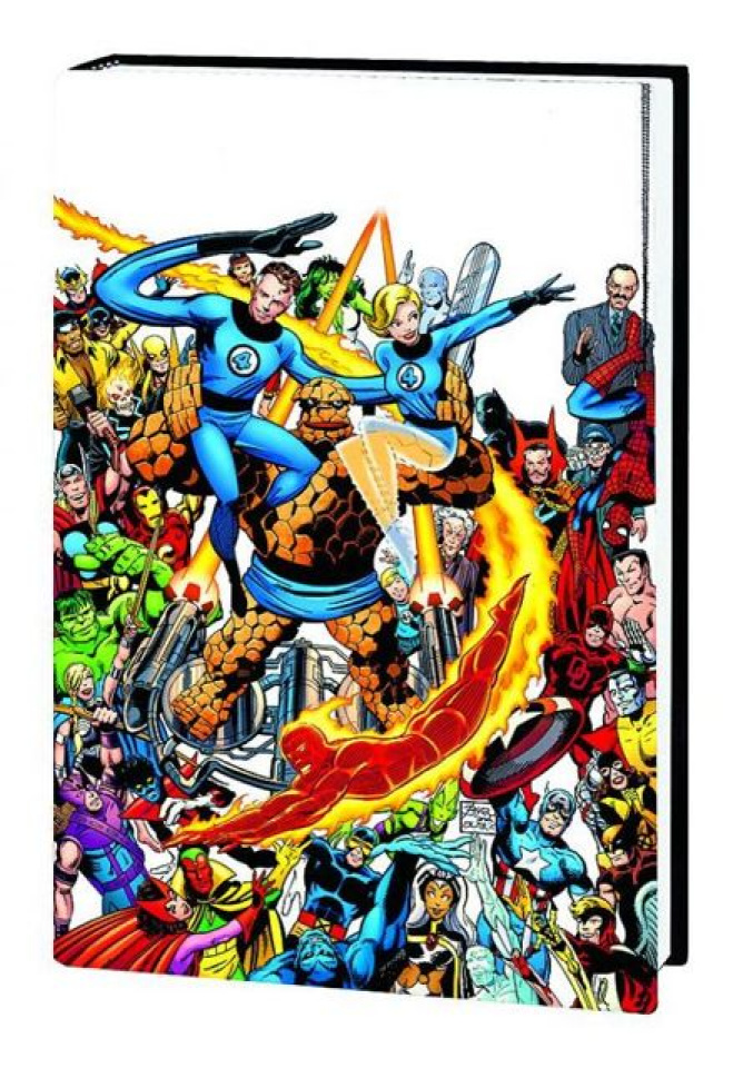 Fantastic Four by John Byrne Vol. 1 (Omnibus)