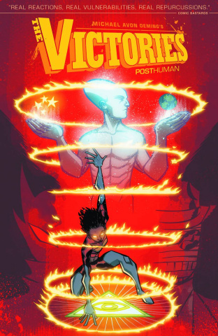 The Victories Vol. 3: Posthuman