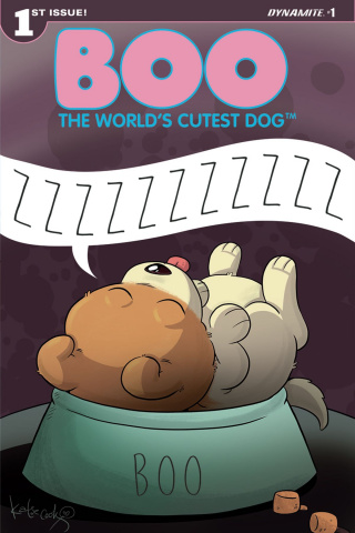 Boo: The World's Cutest Dog #1 (Cook Cover)