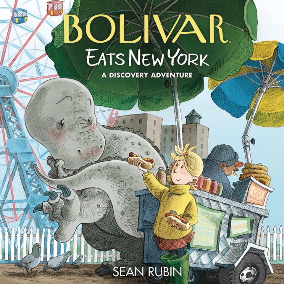 Bolivar Eats New York