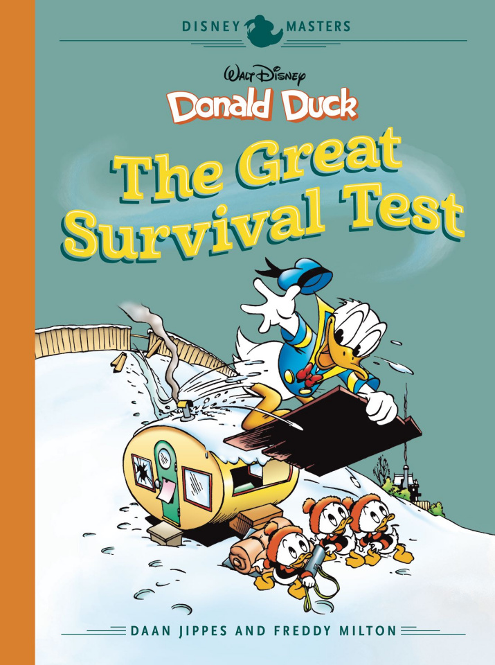 Disney Masters Vol. 4: The Great Survival Test