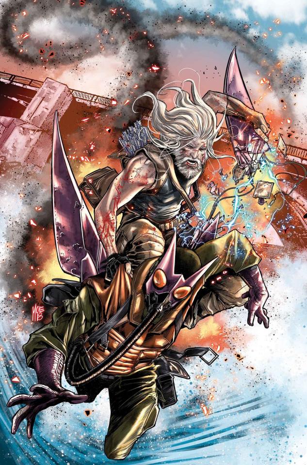 Old Man Hawkeye #4