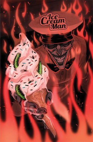 Ice Cream Man #11 (Tarr Cover)