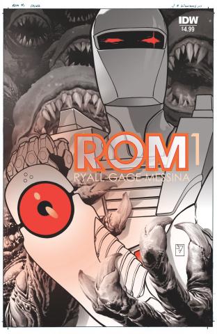 ROM #1 (2nd Printing)