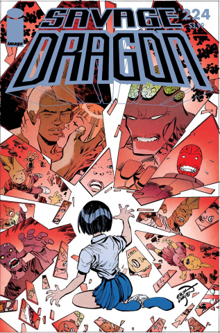 Savage Dragon #224