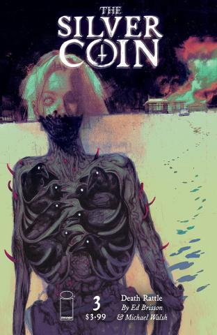 The Silver Coin #3 (Radhakrishnan Cover)