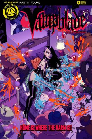 Vampblade #3 (Goo Cover)