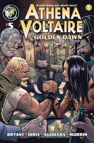 Athena Voltaire #5 (Shoonover Cover)