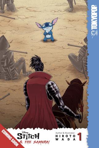 Stitch & The Samurai Vol. 1