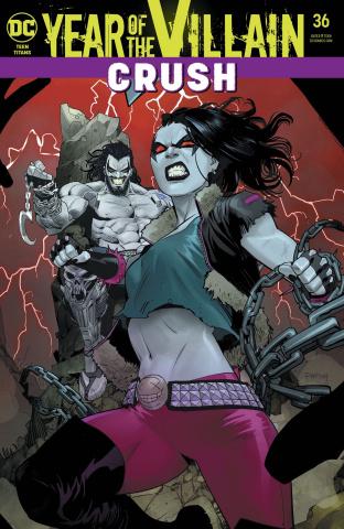 Teen Titans #36 (Year of the Villain)