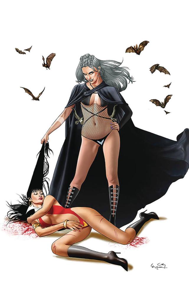 Vampirella #12 (30 Copy Gunduz Virgin Cover)