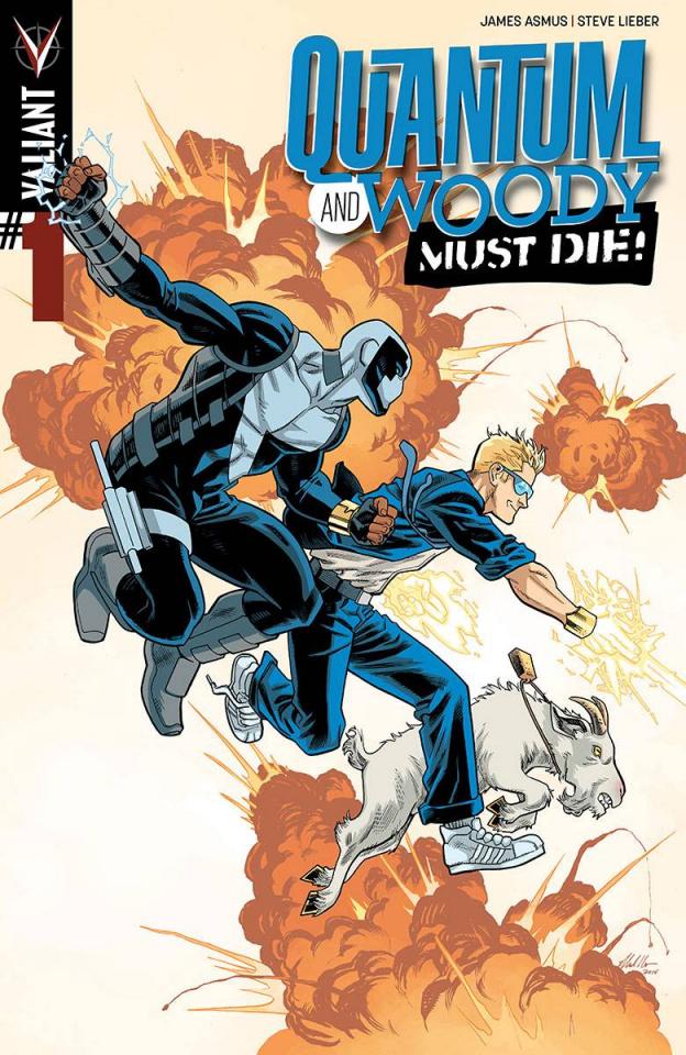 Quantum & Woody Must Die! #1