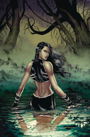 Grimm Fairy Tales: Dance of the Dead #1 (Casas Cover)