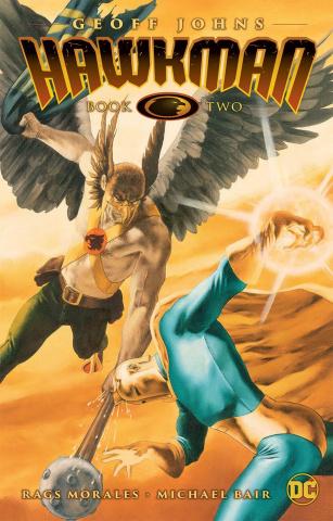Hawkman by Geoff Johns Book 2