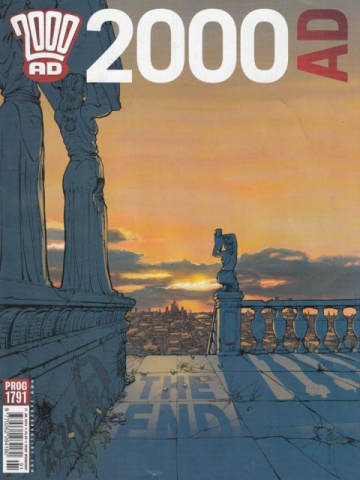2000 AD #1791