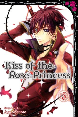 Kiss of the Rose Princess Vol. 5
