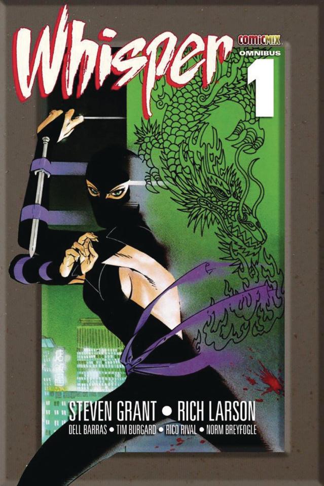 Whisper Vol. 1 (Omnibus)