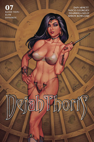 Dejah Thoris #7 (Linsner Cover)