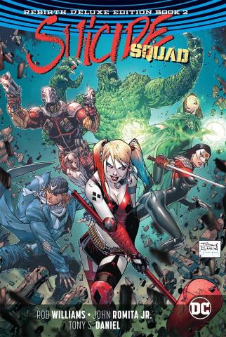 Suicide Squad Book 2 (Rebirth)