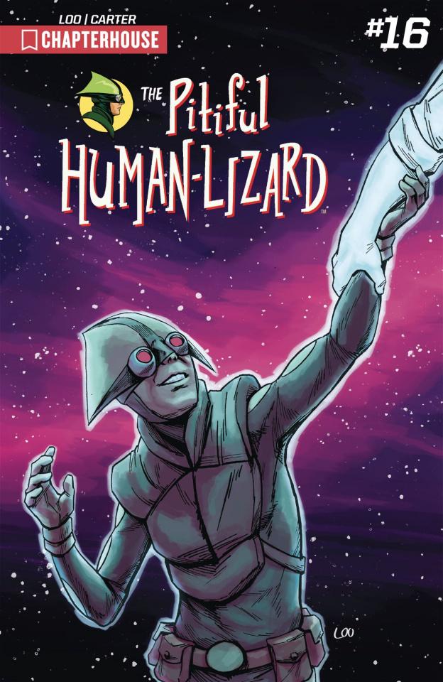 The Pitiful Human-Lizard #16