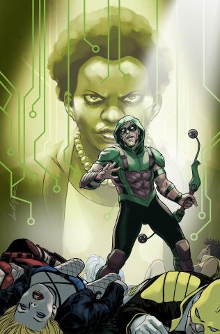Green Arrow Annual #2